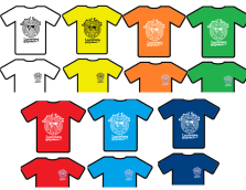 All Colored Shirts